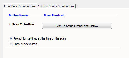 steps to scan a document from hp printer
