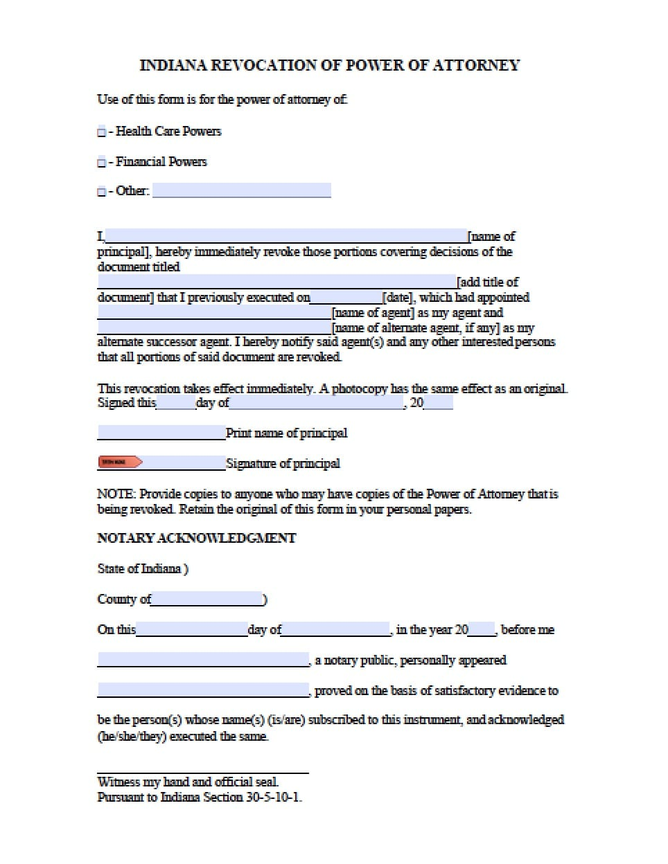 is a notarized document legal for child support