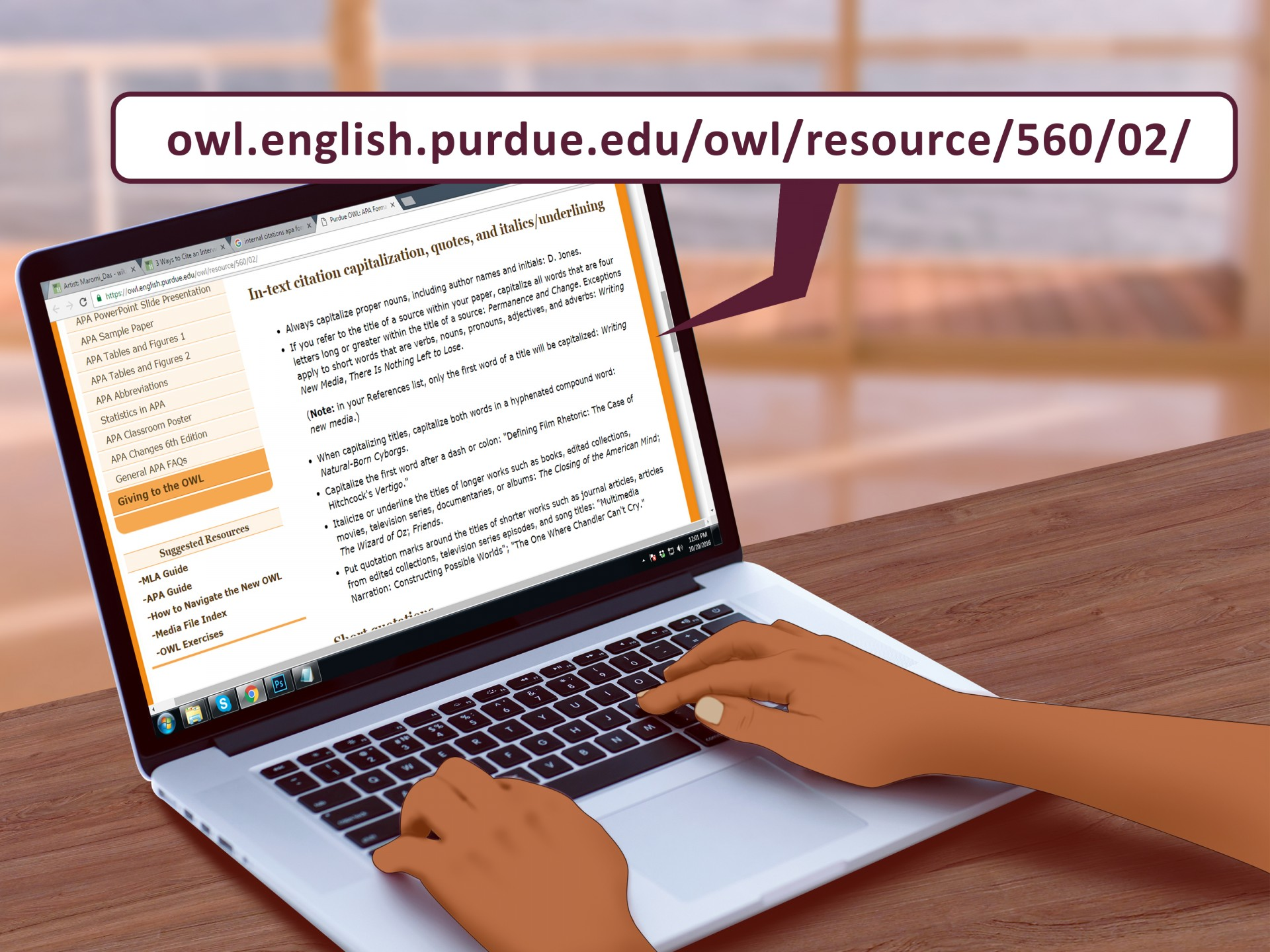apa how to cite an electronic document