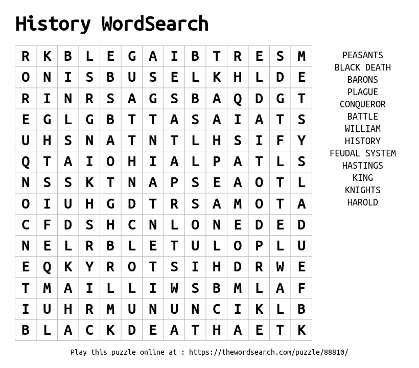 how to find the history for a word document