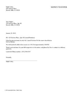 bc rental agreement not on formal document