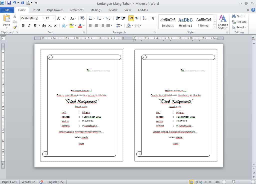 c guid ms word document