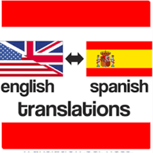 english to spanish document translation services