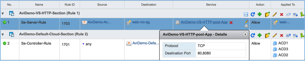 vmware nsx api documentation