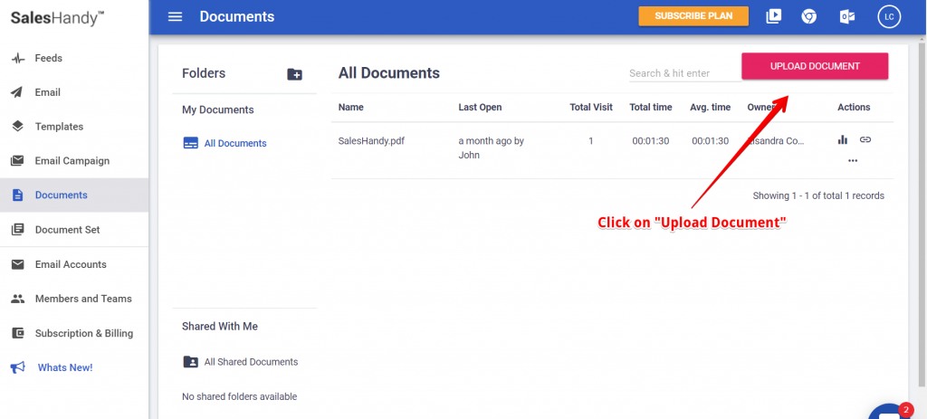google docs pushes document to two pages