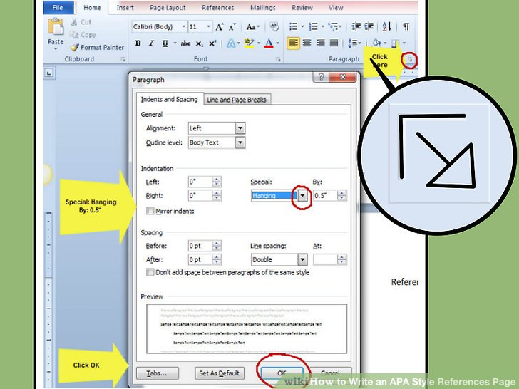 how to apply list formatting to entire document