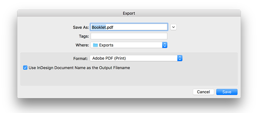 how to make a multipage pdf document