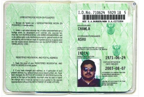 is passport a national identity document