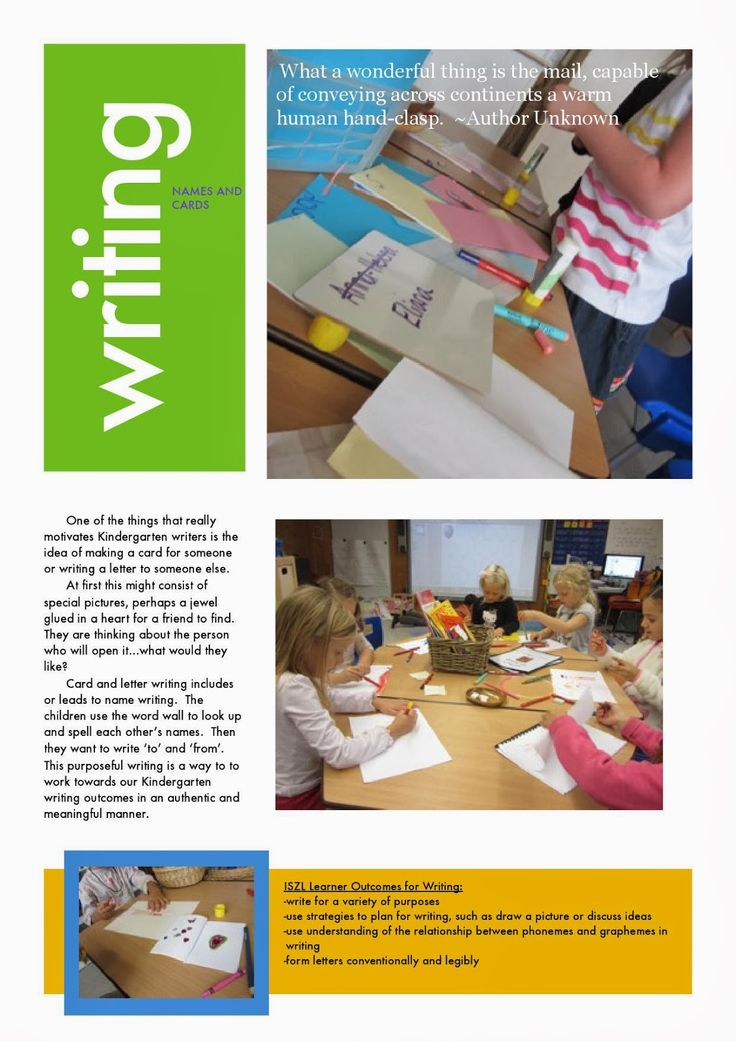 observation and documentation in early childhood