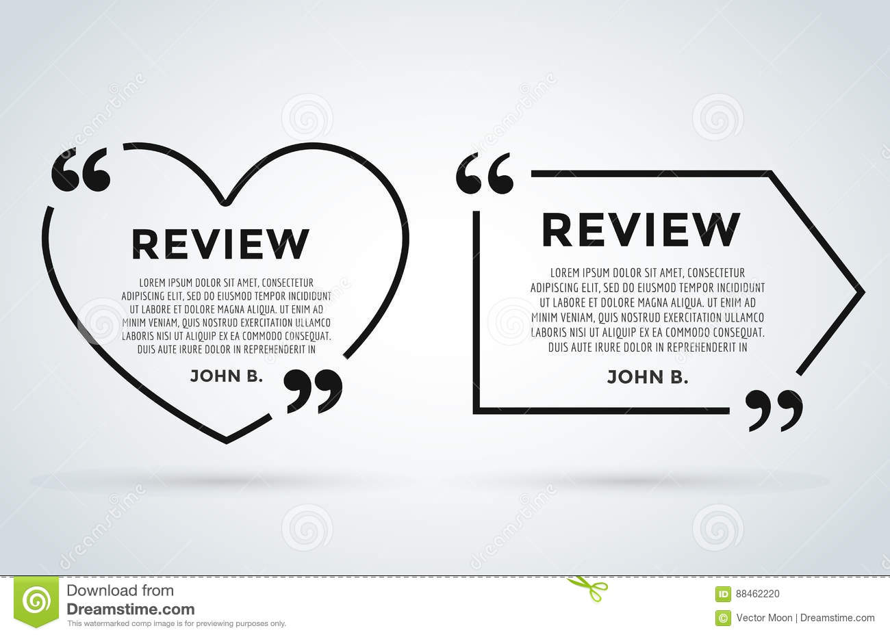 tips on reviewing a document