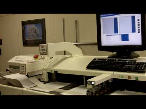 what is a high speed document scanner